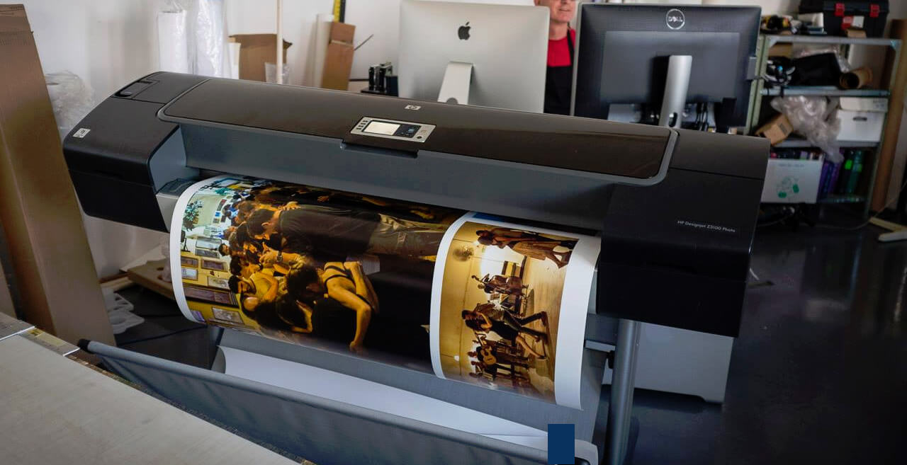 Custom Printing and Scanning